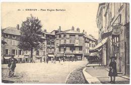 Embrun - Place Eugène Barthelon - Embrun