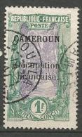 CAMEROUN N° 81 OBL DOUALA - Cameroun (1915-1959)