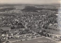 Langenthal Old Postcard Travelled 1969 Bb151228 - BE Berne