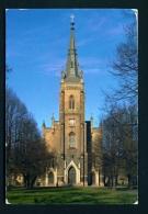 LATVIA  -  Riga  St Paul's Evangelical Lutheran Church  Used Postcard As Scans - Latvia