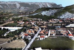 LAGRAND VUE GENERALE AERIENNE DE PONT LAGRAND AU FOND, EYGUIANS 1970(LOT AB17) - Autres Communes