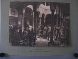 Aranda,une Hotellerie En Espagne - Old Paper