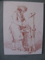Watteau - Old Paper