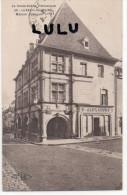 DEPT 70 : 2 Scans : Luxeuil Les Bains , Maison Francois 1er - Luxeuil Les Bains