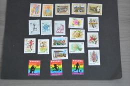 M25- Lot Stamps MNh Rwanda - - Rwanda