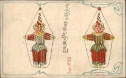 CHROMOS - PUBLICTE POUR CHAUSSURES MOUSSARD à Toulouse - Chromos