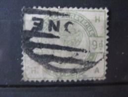 Timbre Grande-Bretagne : Y.T. Nº 84 OBLITÉRÉ, 1883, ( Deuxième Choix )   & - Oblitérés