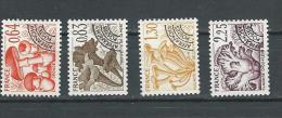 #France Année 1979 Scott 1630-1633 Yvert PO158-161 (4)  Cote 3$ ** - Nuovi