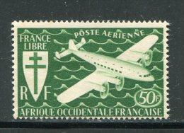 A.O.F- Poste Aérienne Y&T N°2 Neuf Avec Charnière * - A.O.F. (1934-1959)