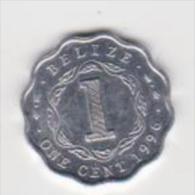BELIZE   1 CENT  ANNO 1996 UNC - Belize