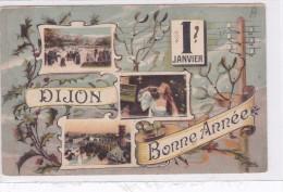 Dijon - 1er Janvier - Bonne Année - Dijon