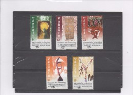VANUATU - Anniversaire De L'Indépendance (20 Ans) : Tableau De Sero Kuautongo, Tapa Avec Motifs De Moses Pita, Tapisseri - Vanuatu (1980-...)