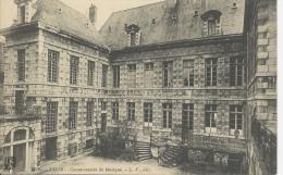 Dijon - Conservatoire De Musique - Non écrite  -  CR4 - Dijon