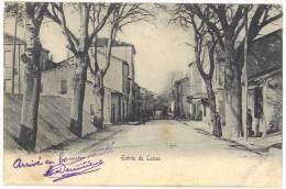 Entrée De Cuxac - France