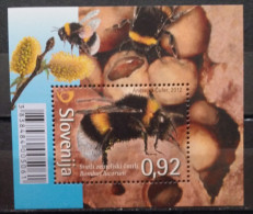 Slovenia, 2012, Mi: Block 65 (MNH) - Insects