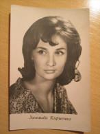 Zinaida Kirienko -  Russian Actress - Persönlichkeiten