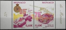 MONACO 2006 - 2 Timbres N° 2577/78 - NEUFS ** - Parfait Etat - - Monaco