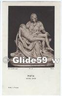 Image Pieuse - Pieta (Michel Ange) - Art Catholique - R. 10 - Images Religieuses