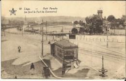 Liége -- Petit Paradis (au Fond Le Pont Du Commerce).   (2 Scans) - Liege