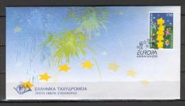 Greece 2000 (Vl 2073) Europa CEPT FDC - FDC
