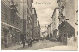 GENOVA  (italia-liguria)  - Via Liberta - Genova (Genoa)