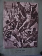 Delacroix ,les Anges Rebelles - Old Paper