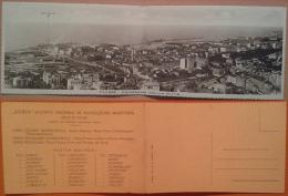 Fiume - Panorama Della Città, Porto Baross, Adria Soc. Anonima Di Navigazione Marittima - Croazia