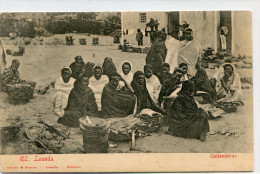 ANGOLA(LOANDA) TYPE - Angola
