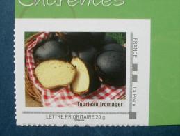 2009_04. Collector Poitou-Charentes Comme J´aime. Tourteau Fromager. Adhésif Neuf [cheese Cake] - Collectors