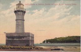 POSTAL DE PANAMA DE LIGHTHOUSE AT BALBOA, PACIFIC ENTRANCE TO THE CANAL (FARO)  ( I.L. MADURO) - Panamá