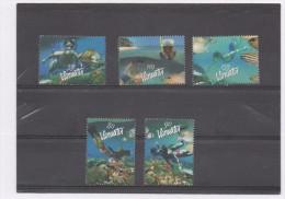 VANUATU - Sport - La Plongée Avec Tuba à Vanuatu : Plongée, Poissons - - Vanuatu (1980-...)