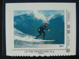 2010_06. Collector Aquitaine 2010. Surf. Adhésif. Neuf [sport, Glisse] - France