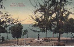 POSTAL DE PANAMA DE PARK AT TABOGA - Panamá