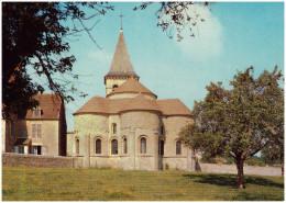 Frankrijk/La France, Saint-Révérien, L'Abside De L'Église, 1973 - France