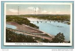 Mississipi River View, SAINT PAUL, Minn ---  (à Voir!)  --- R2445 - Autres