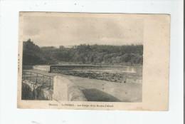 REUNION  89 ST PIERRE LES GORGES DE LA RIVIERE D'ABORD 1912 - Saint Pierre