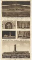 Douaumont : Dépliant Inaugurale De L'Ossuaire (triptyque) - Old Paper
