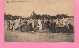 MISSIONS DES PERES BLANCS SAHARA MISSIONNAIRES EN CARAVANE - Alger