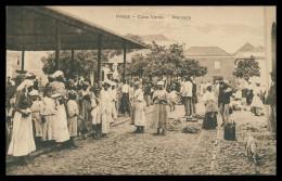 SANTIAGO -  PRAIA - FEIRAS E MERCADOS - Mercado( Ed.Levy & Irmãos)  Carte Postale - Cap Vert