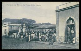 SANTIAGO -  PRAIA - FEIRAS E MERCADOS - Mercado( Ed. Portugal Colonial)  Carte Postale - Cap Vert