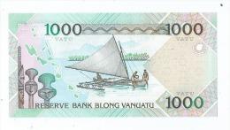 1 Billet De 1000 -  Vanuatu -  (2 Scans)- - Vanuatu