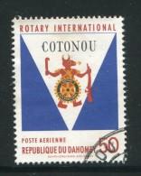 Dahomey Poste Aérienne N°110 Oblitéré - Benin – Dahomey (1960-...)