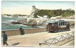 GENOVA  (italia-liguria)  - Tram Sulla Strada GENOVA - NERVI - Genova (Genoa)