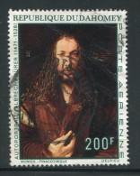 Dahomey Poste Aérienne N°144 Oblitéré - Benin – Dahomey (1960-...)