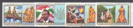 Burundi COB 949A/D Verjaardag Republiek-Anniversaire République 1986 MNH - 1980-89: Neufs