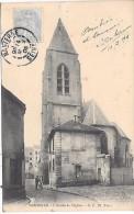 NANTERRE - L'Abside De L'Eglise - Nanterre