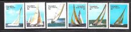 St Vincent Grenadines Scott   579-84 Mint NH CV 5.60 - St.Vincent & Grenadines