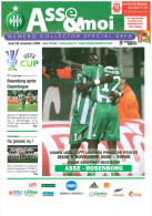 Programme Football 2008 2009 ASSE Saint Etienne C Rosenborg Norway Europa League - Libros