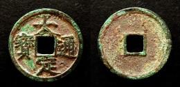 CHINA   COOPER COIN DA DING TONG BAO -    (1178-1189)-  JIN DYNASTY  CHINE - Chine