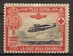 España 0346 ** Cruz Roja - 1889-1931 Reino: Alfonso XIII